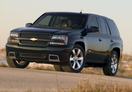 Chevrolet TrailBlazer: 8 фото