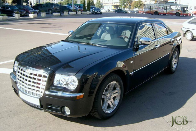 Chrysler C-300: 5 фото