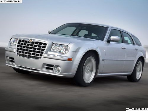 Chrysler C-300: 10 фото