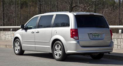 Chrysler Caravan - 420 x 225, 11 из 12