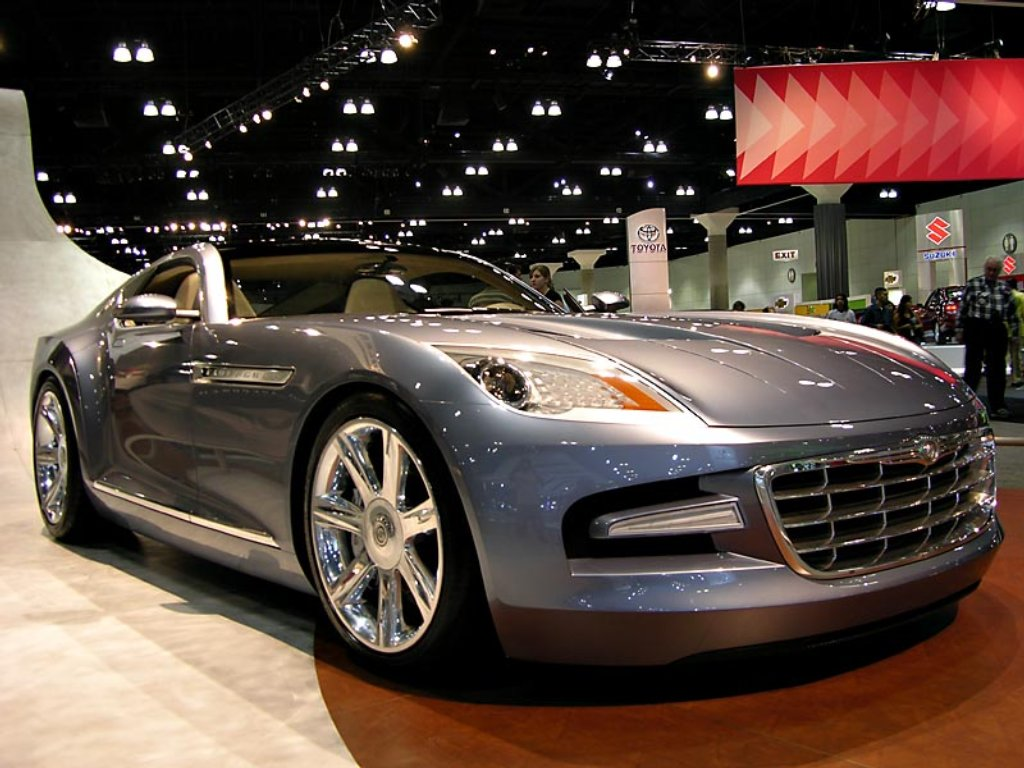 Chrysler FirePower: 5 фото