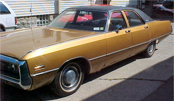 Chrysler Newport