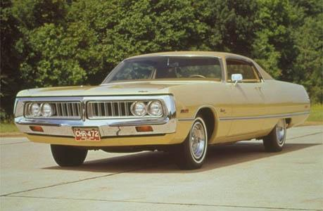 Chrysler Newport: 4 фото