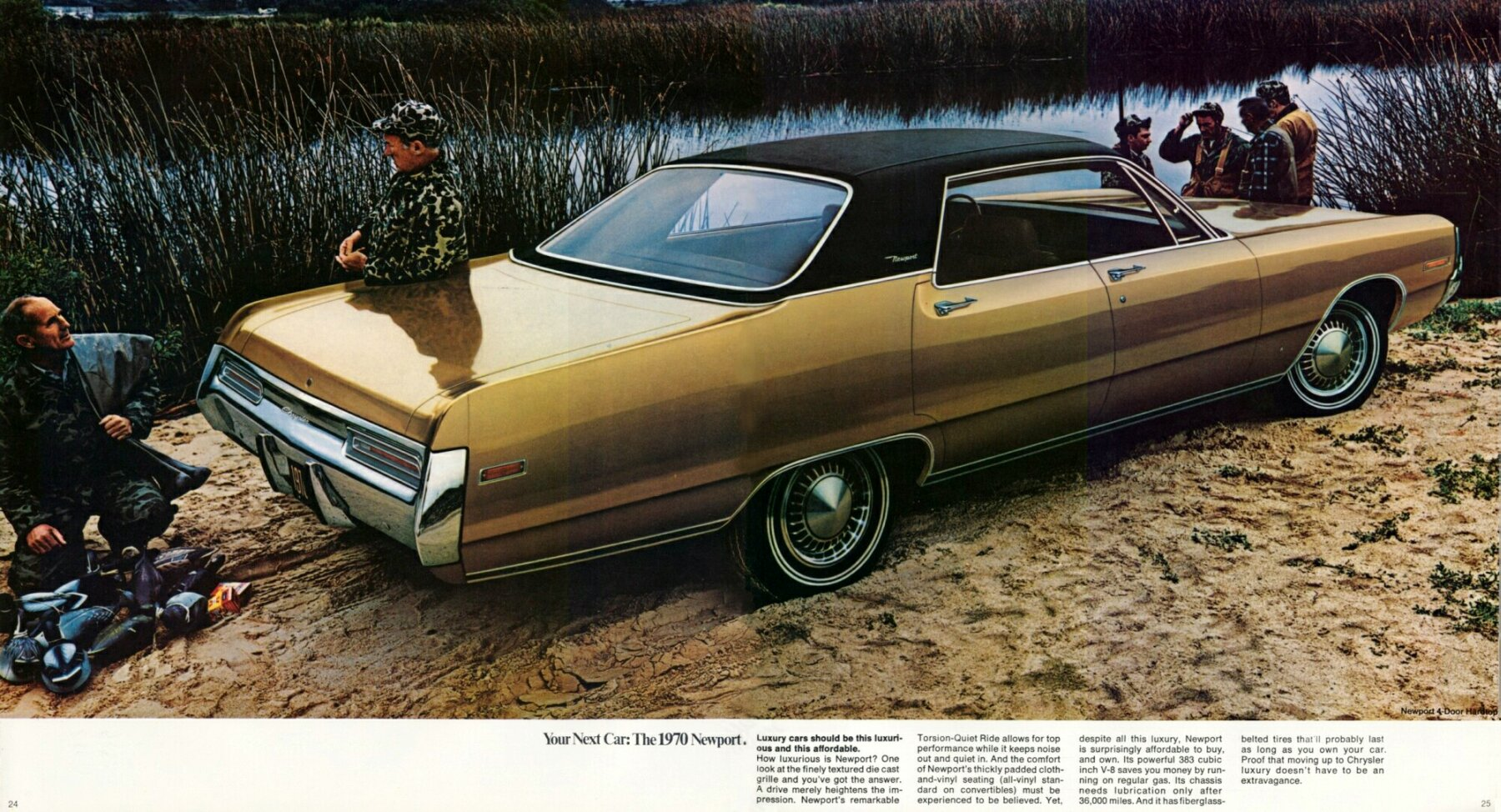 Chrysler Newport: 7 фото