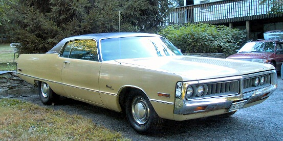 Chrysler Newport: 9 фото