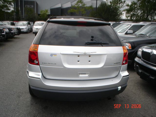 Chrysler Pacifica - 640 x 480, 04 из 14