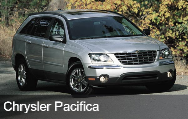 Chrysler Pacifica: 6 фото