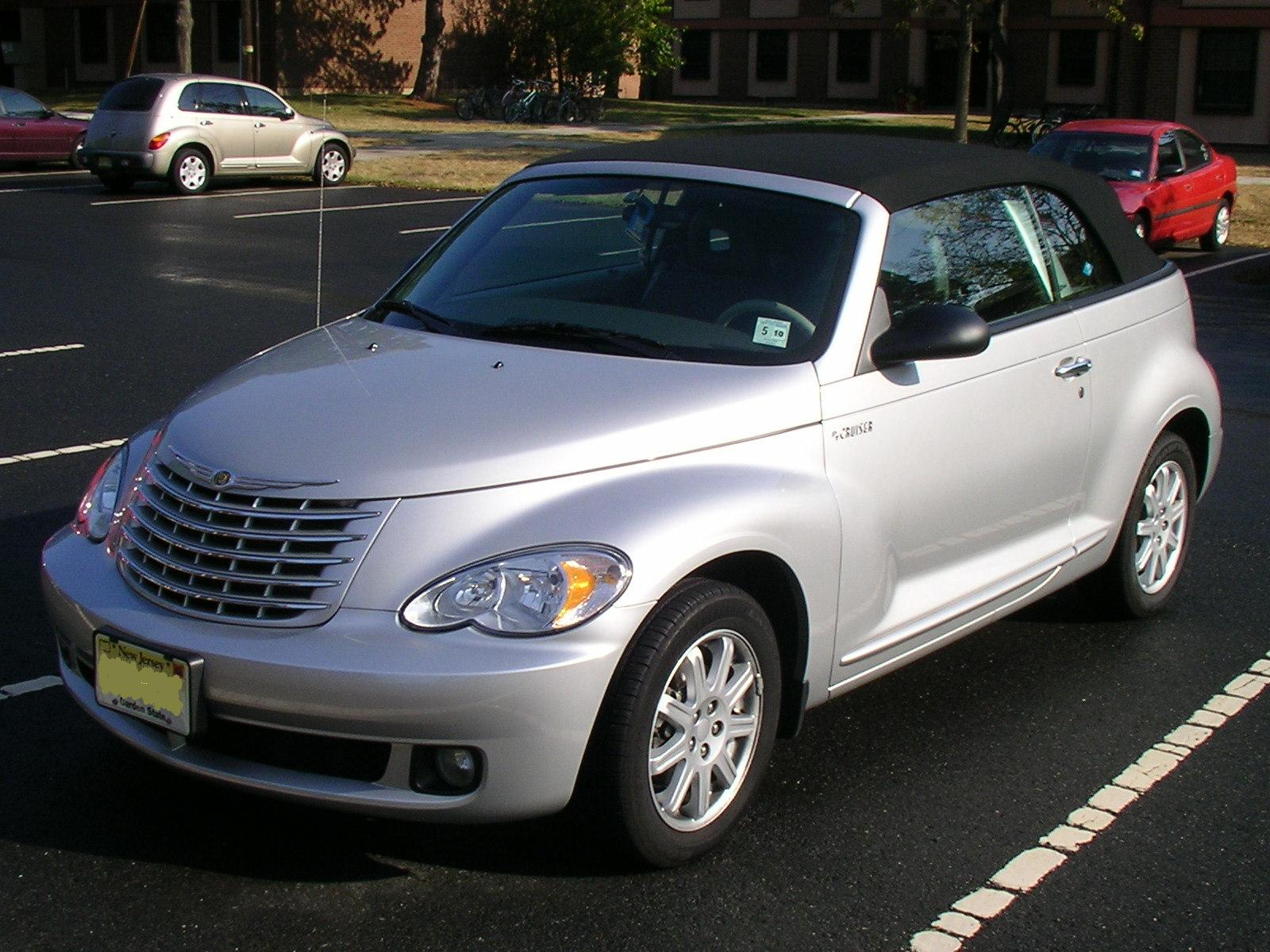 Chrysler Pt Cruiser Convertible 19 Jpg