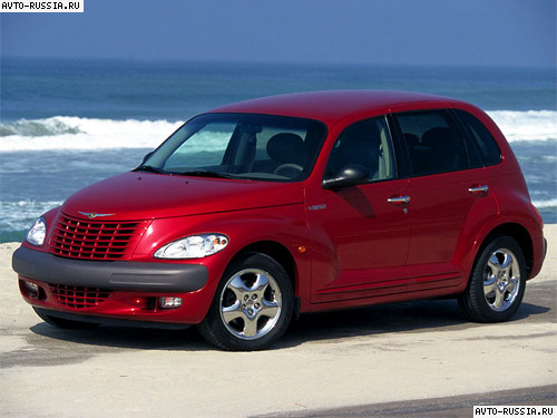 Chrysler PT Cruiser: 8 фото
