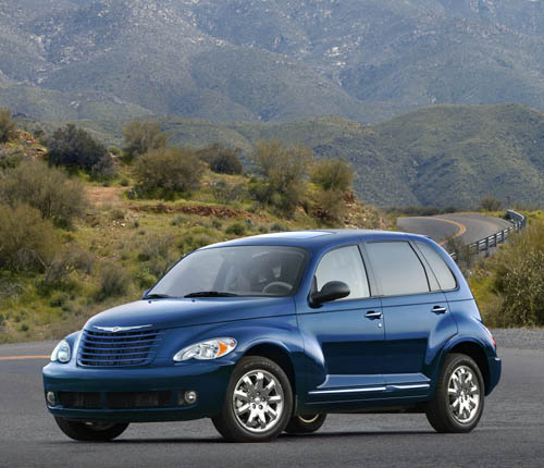 Chrysler PT Cruiser: 10 фото