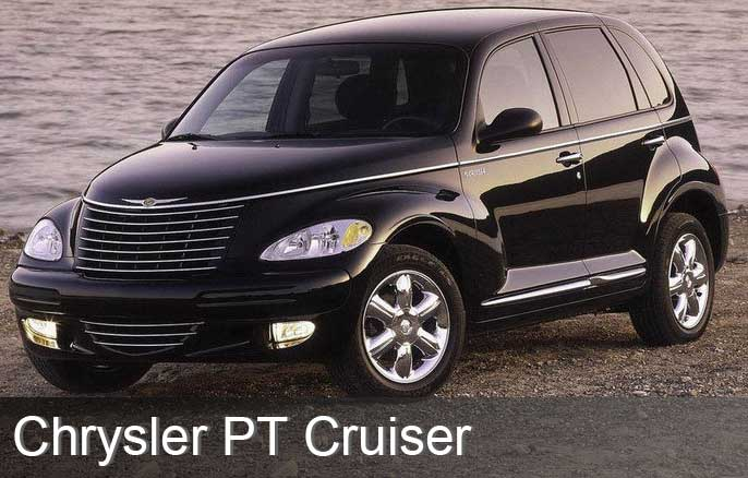 Chrysler PT Cruiser: 11 фото