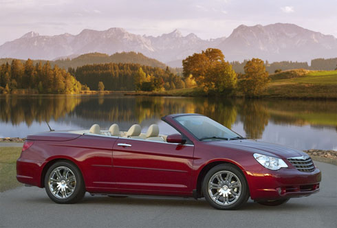 Chrysler Sebring Convertible: 3 фото