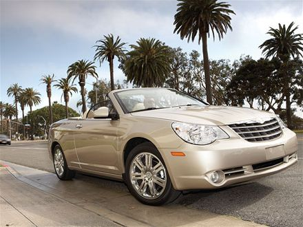 Chrysler Sebring Convertible: 5 фото