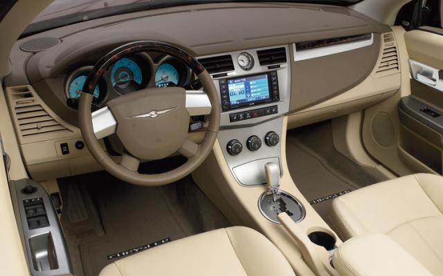 Chrysler Sebring Convertible - 640 x 400, 06 из 15