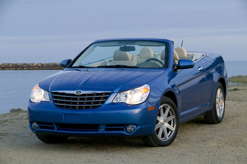 Chrysler Sebring Convertible: 10 фото