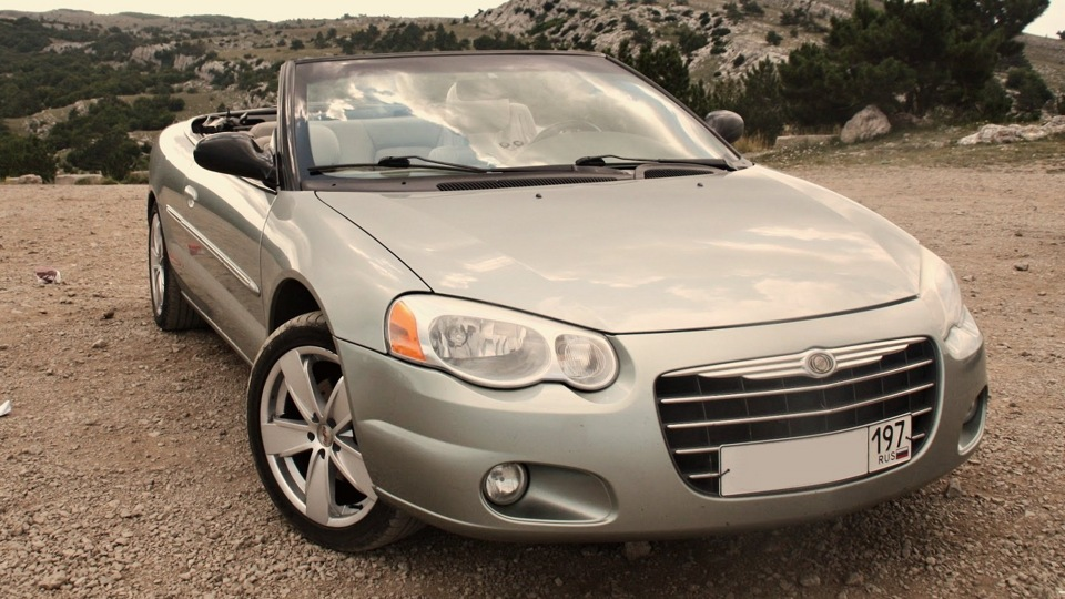 Chrysler Sebring Convertible: 12 фото
