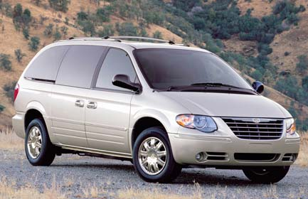 Chrysler Town & Country: 4 фото