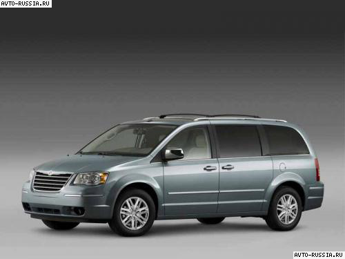 Chrysler Town & Country: 6 фото