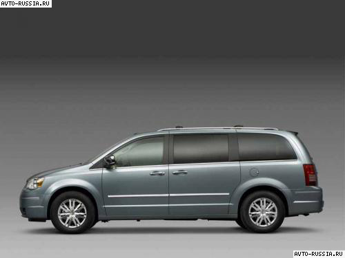 Chrysler Town & Country: 7 фото