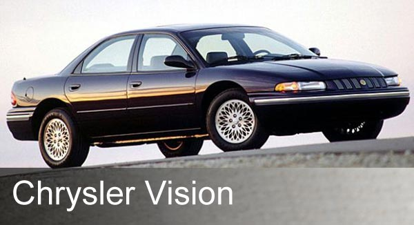 Chrysler Vision: 3 фото