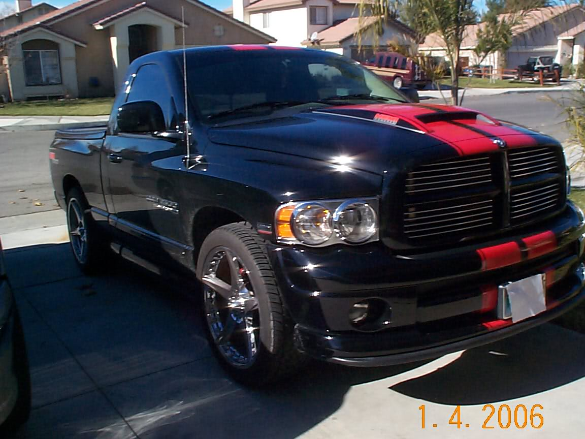 supercharged karla in action hennessey ram front feature flick sanchez hennesseys dodge pickup s news hemi