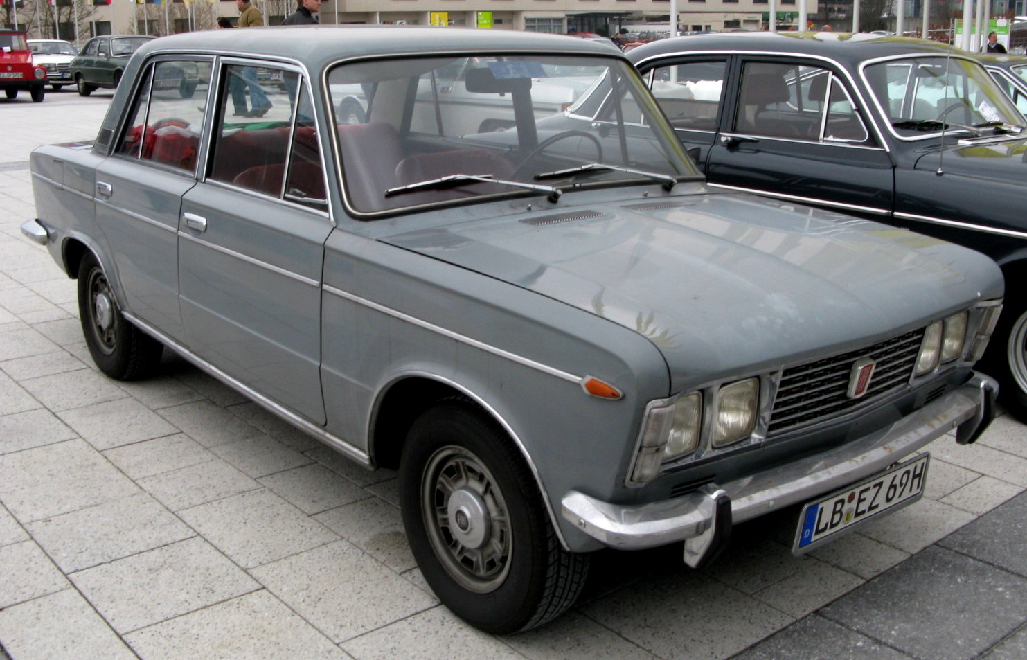 Fiat 125: specifications and modifications 95