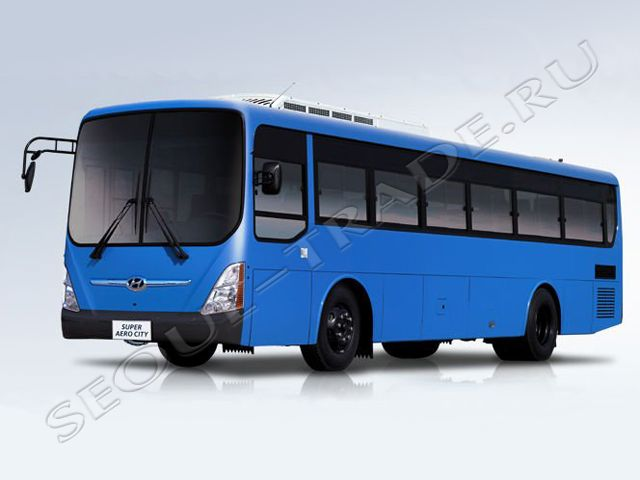 Hyundai Aero City
