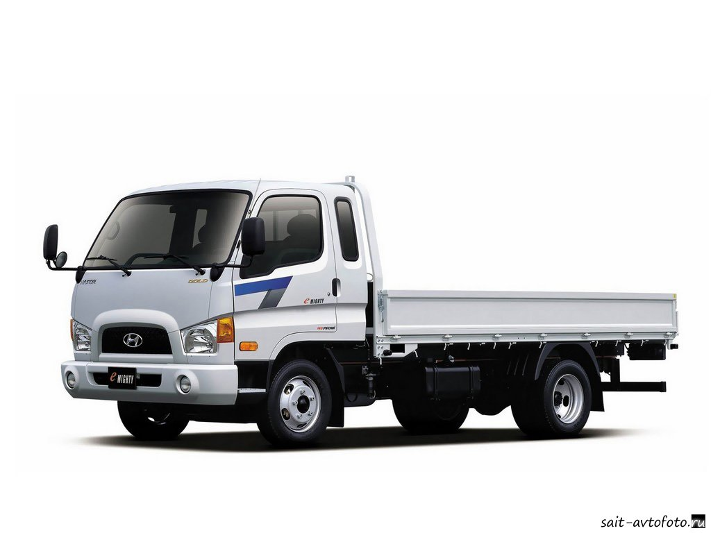 Hyundai e-Mighty: 3 фото