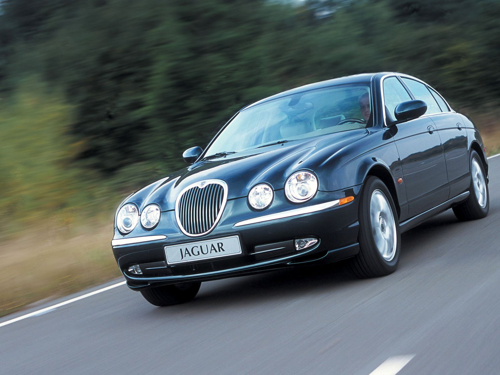 Jaguar S-Type - 1600 x 1200, 04 из 17