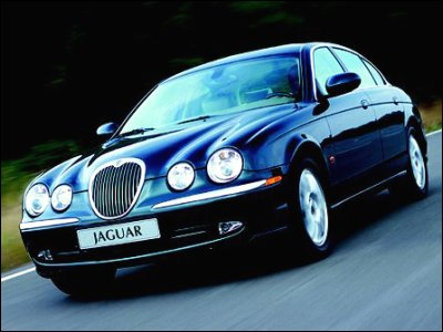 Jaguar S-Type: 10 фото