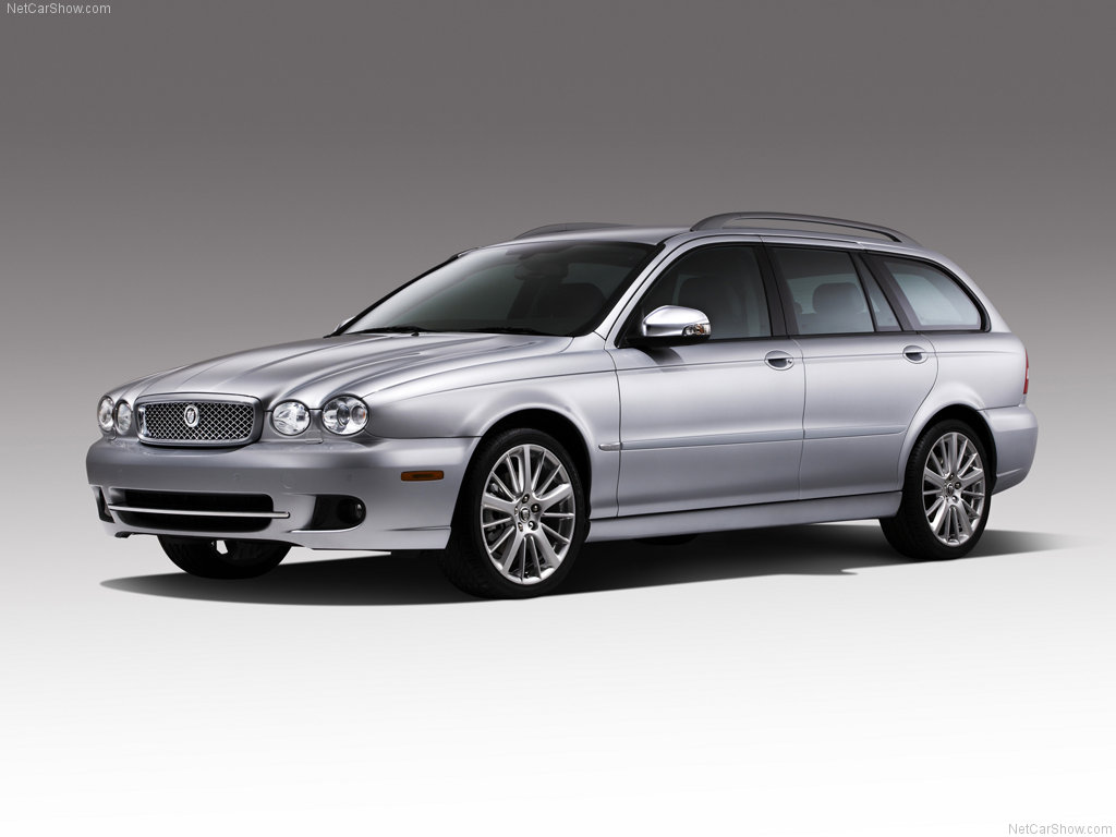 Jaguar X-Type Estate: 3 фото