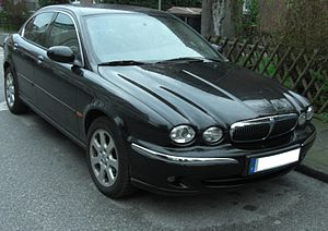 Jaguar X-Type: 4 фото