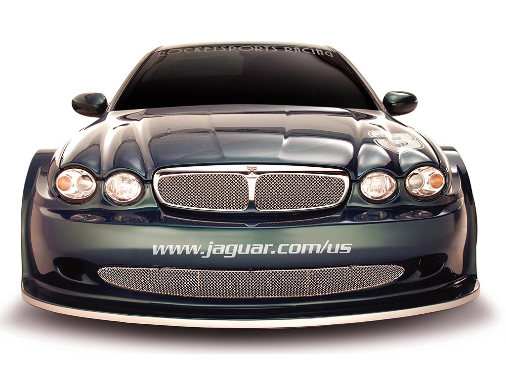 Jaguar X-Type: 6 фото