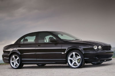 Jaguar X-Type: 12 фото