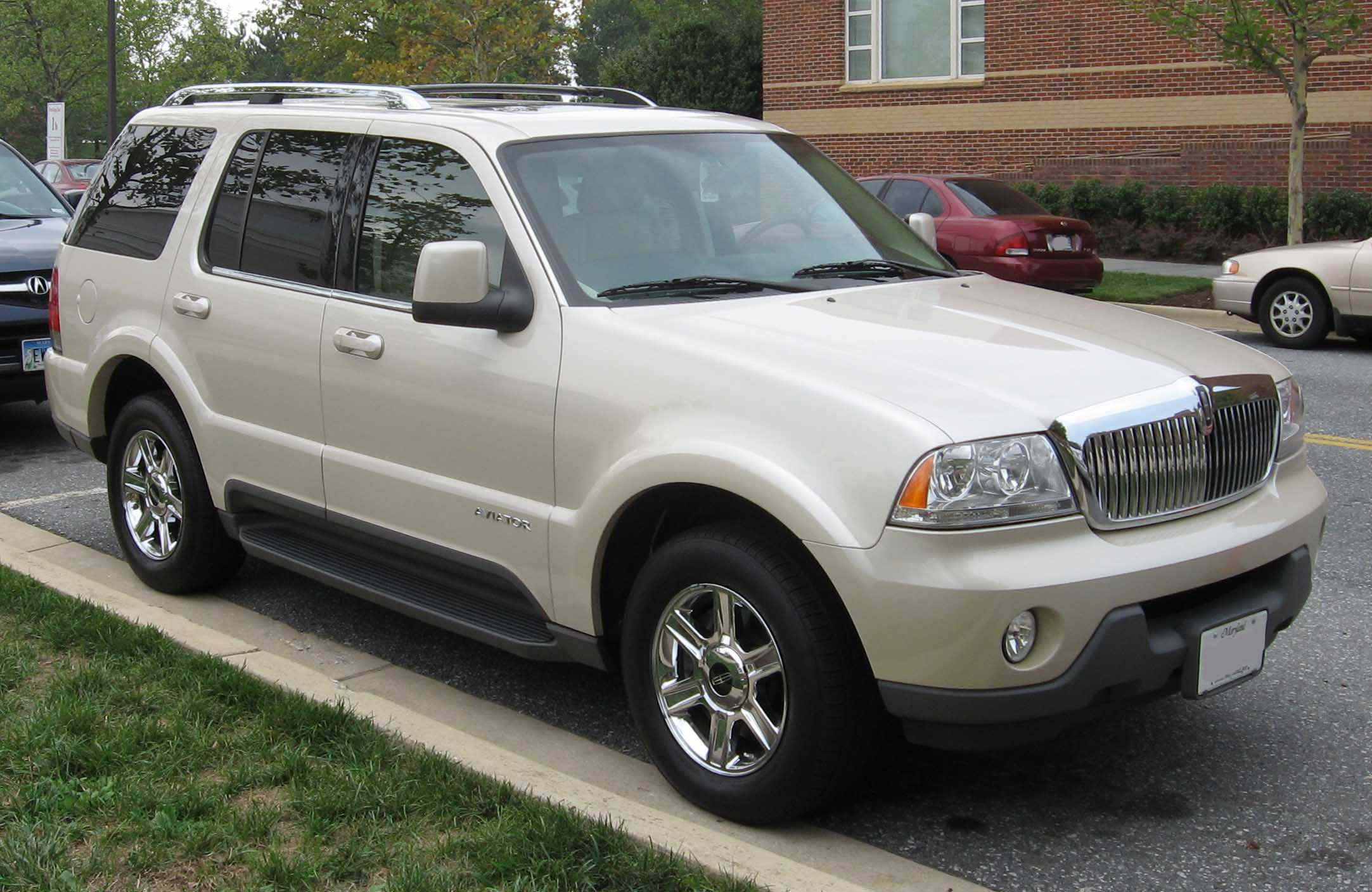 Lincoln Aviator - 2165 x 1407, 03 из 19