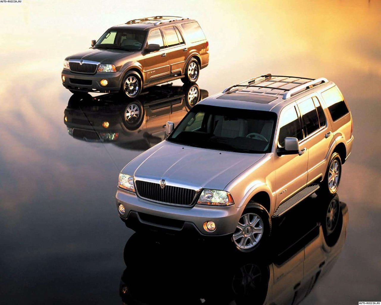 Lincoln Aviator: 5 фото