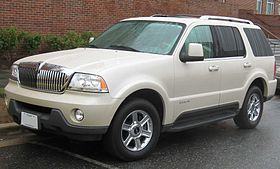 Lincoln Aviator: 9 фото