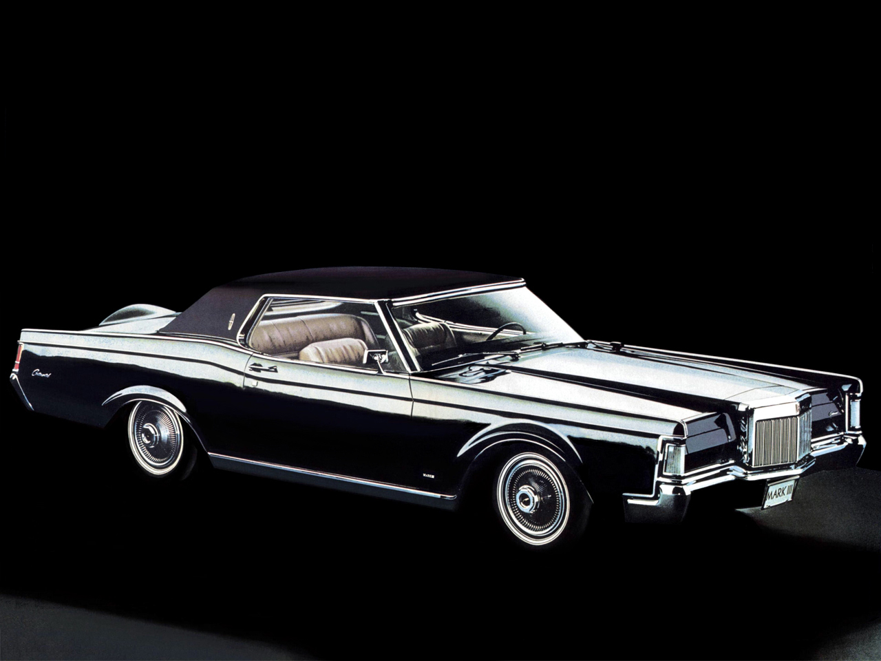 Lincoln Continental Mark III: 7 фото