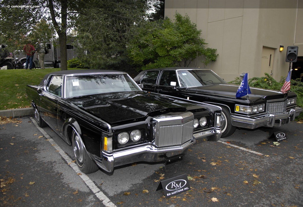 Lincoln Continental Mark III - 1024 x 700, 12 из 14