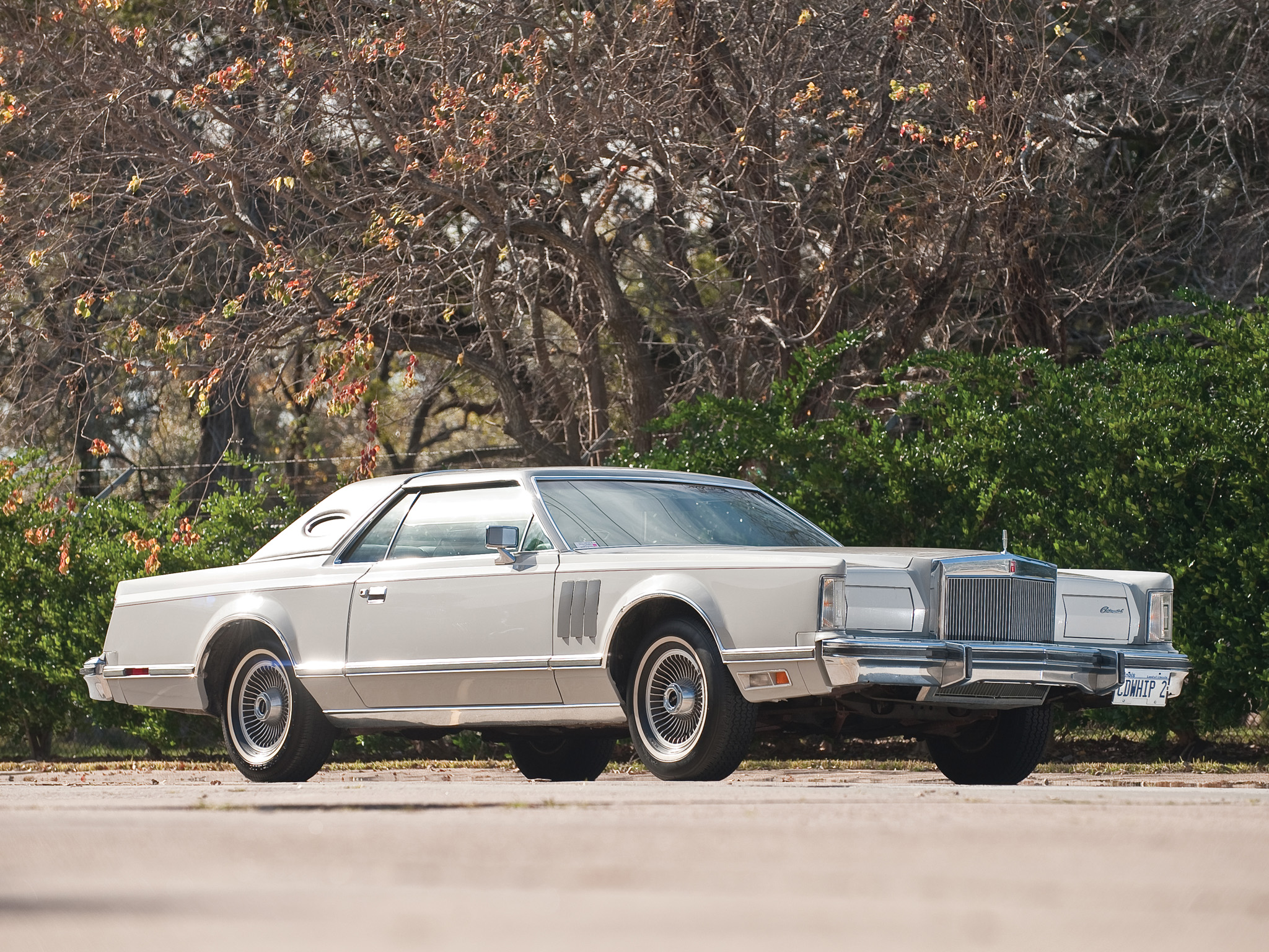 Lincoln Continental Mark V - 2048 x 1536, 15 из 15