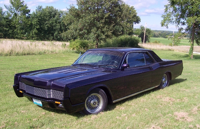 Lincoln Continental - 800 x 515, 02 из 16