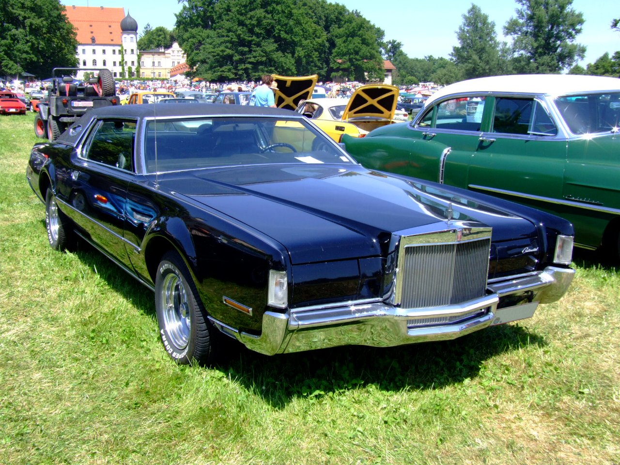 Lincoln Continental: 10 фото