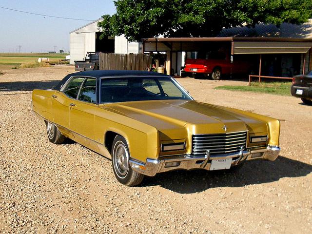 01 lincoln town car