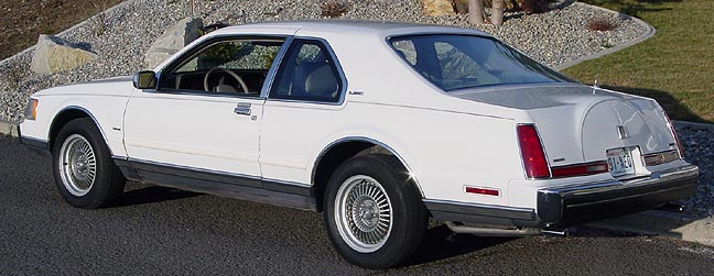 Lincoln Mark VII: 4 фото