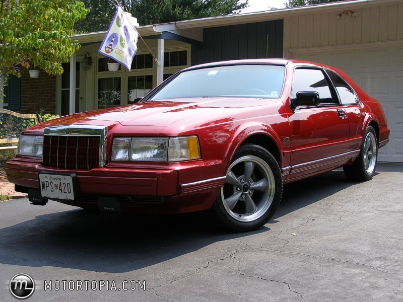 Lincoln Mark VII: 6 фото