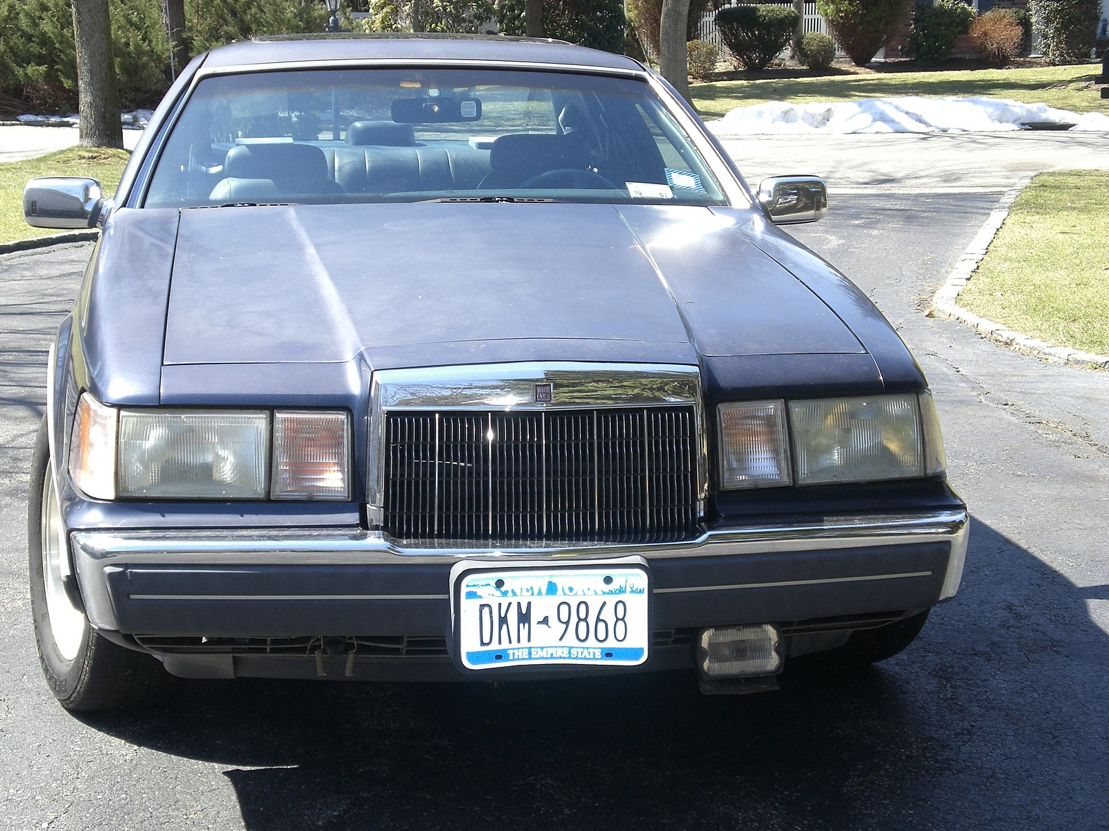 Lincoln Mark VII: 10 фото