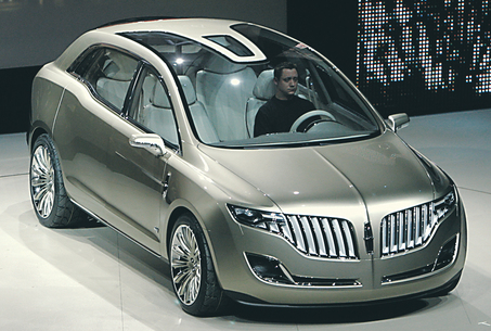 Lincoln MKT: 4 фото