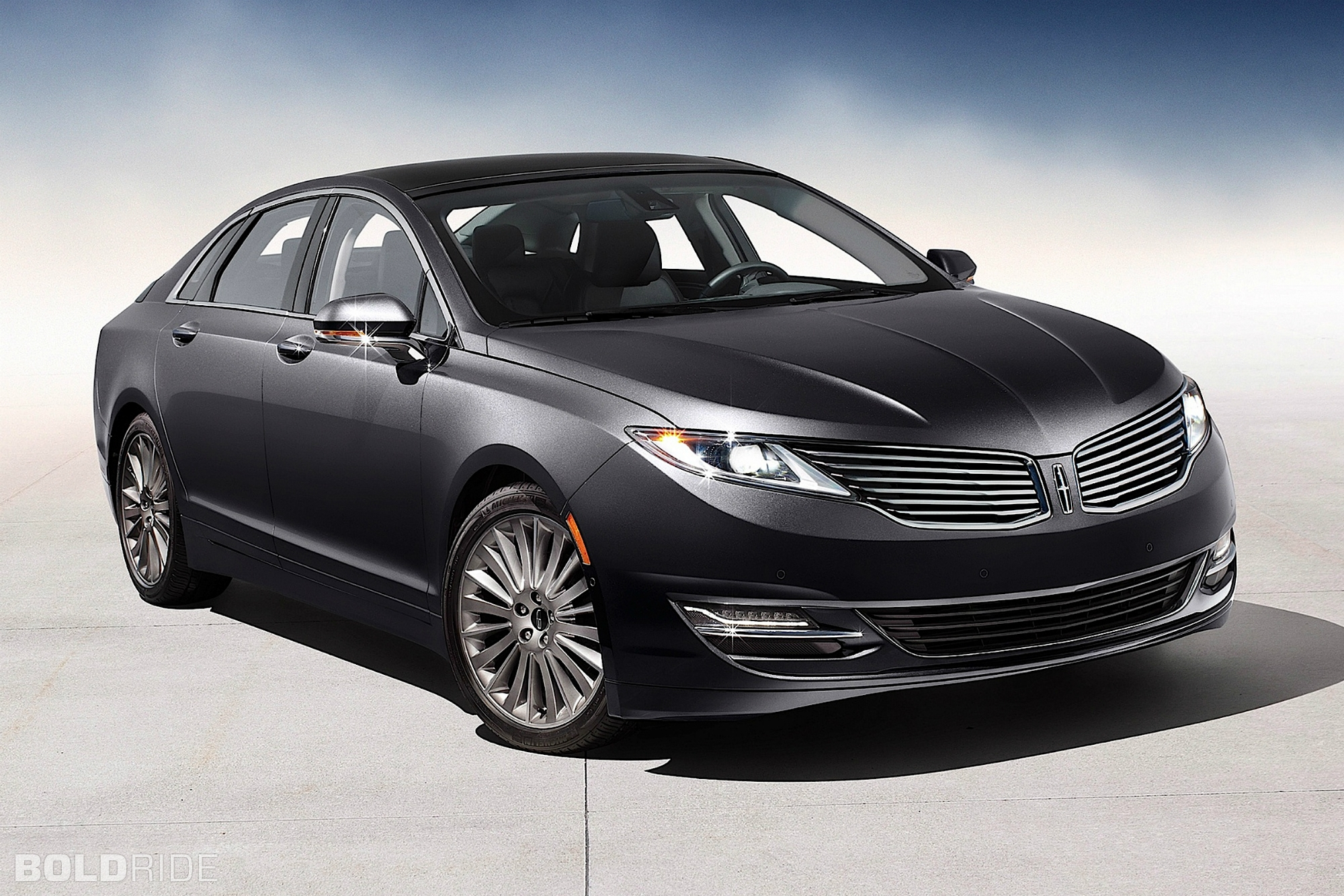 Lincoln MKZ: 1 фото