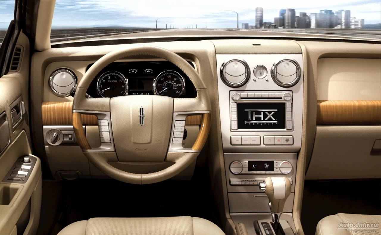 Lincoln MKZ: 5 фото