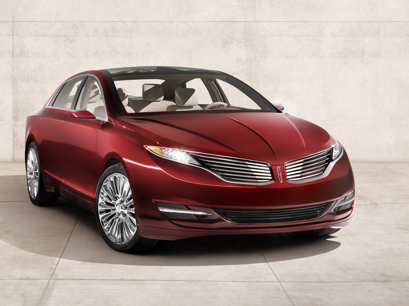 Lincoln MKZ: 10 фото